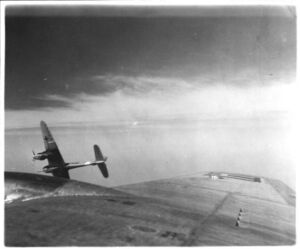 Me 410 Hornisse with BK 5