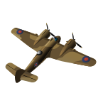 4 - Beaufighter mk6c
