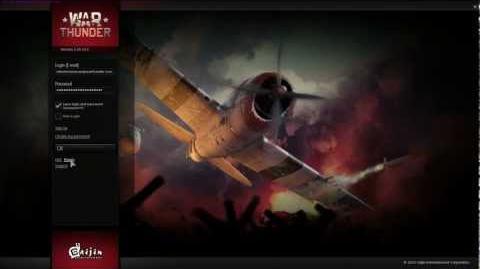 War Thunder - 1.29 UPDATE (ENGLISH VERSION)