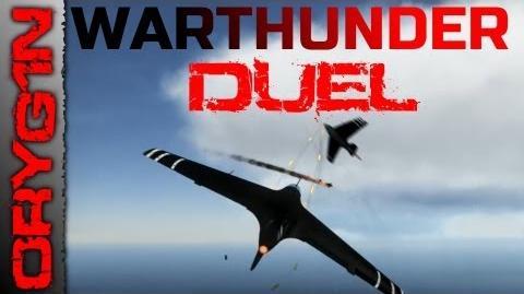 War Thunder - ME-163 Duel