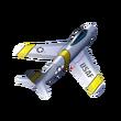 13 - F-86A-5 Sabre