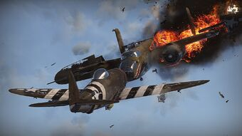 war thunder crashes