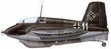 24 Me163B standard camo