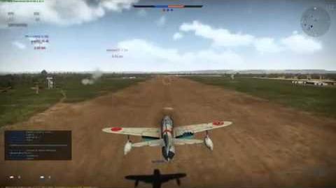 Floatplane land on the ground