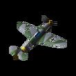 3 - BF-109 F-4