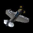 6 - P-39Q-5 Airacobra