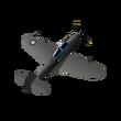 5 - P-39N-0 Airacobra