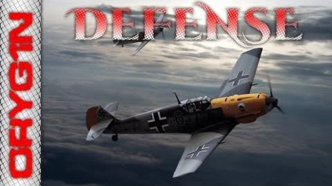 War Thunder - 12-1 with BF109-G6 and ME163