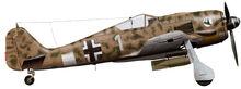 12 Fw190F-8 I-SG4
