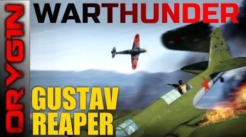War Thunder - BF109-G6 - The Gustav reaper