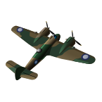 9 - Beaufighter mk21