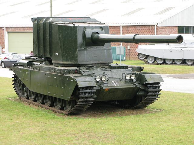 War thunder fv4005