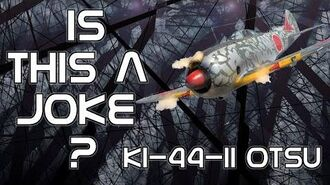 Ki-44-II Otsu Flying KV-2 War Thunder Fridays Ep.3