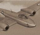 Gloster Sea Meteor F.3