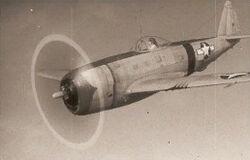 P-47D-28 Thunderbolt