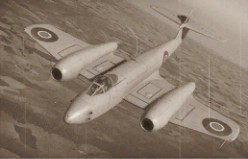 Gloster Meteor F.4 SW