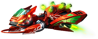 Hyperbike 3000