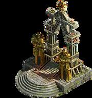 Hall of Heroes Gate