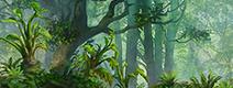 Elemental Forest