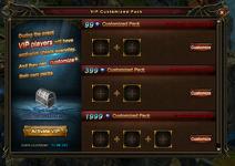 VIP Customized Pack I