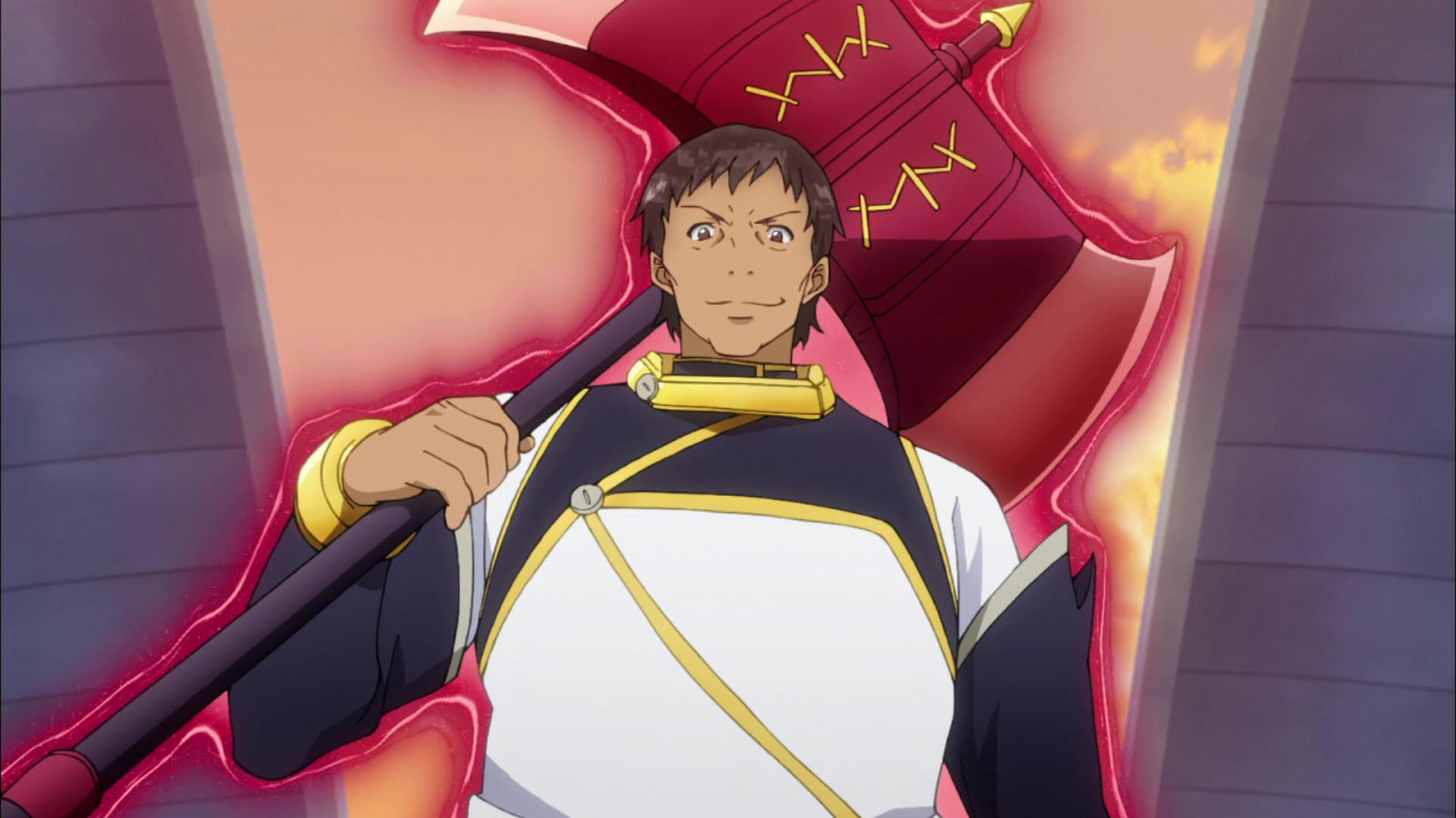 Gen Isurugi Seiken Tsukai No World Break Wiki Fandom