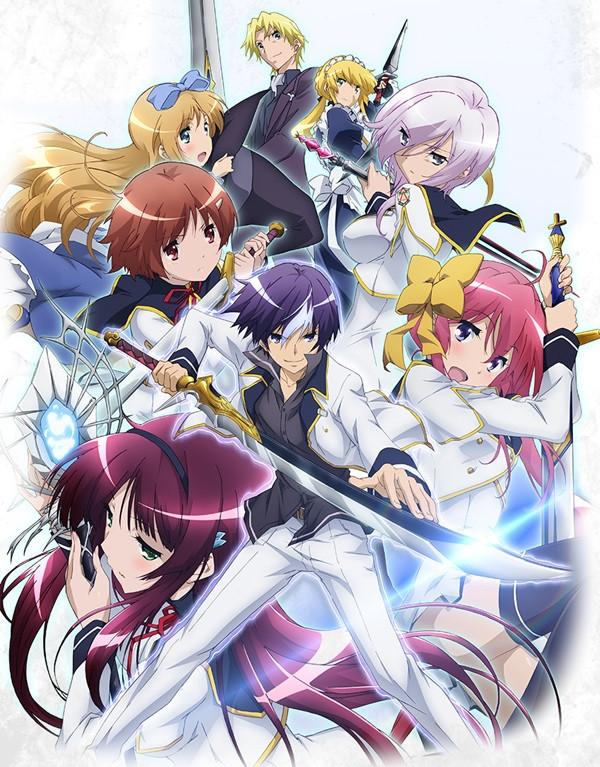 Seiken Tsukai no World Break: 1×10 – Animes Vision