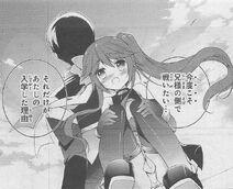 Satsuki and Moroha
