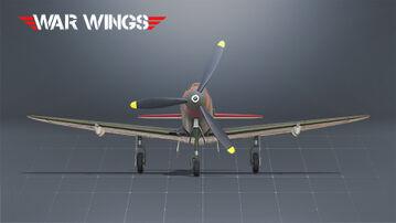 P-39Q | War Wings Wiki | FANDOM powered by Wikia
