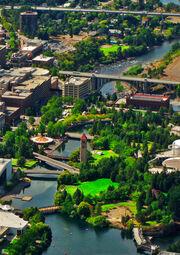 Spokaneriverfrontpark