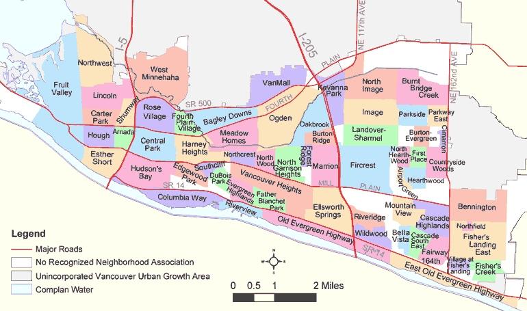Gay district of vancouver washington