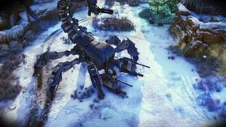 """Wasteland 3 – """"1987"""" Official X019 Trailer"""