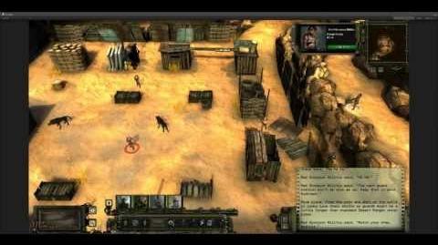 Wasteland 2 Prison Level Demo