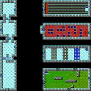 Base Cochise Level 3 map