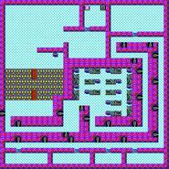 Base Cochise Level 2 map