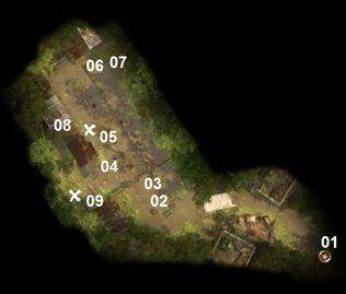 WL2 Зараж ферма Карта