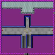 Base Cochise Level 1 map