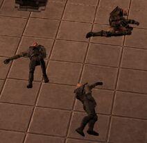 WL2 Деревня Дарвин Мертвые мутанты