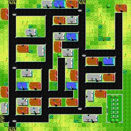 Quartz map