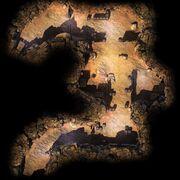WL2 Prison 2 Cave Map Minimap