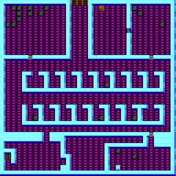 Sleeper Base Level 1 map