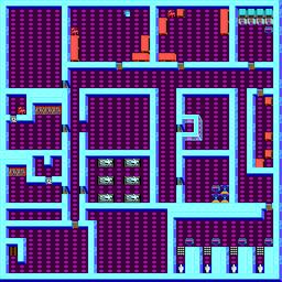 Sleeper Base Level 2 map