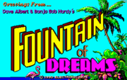 Fountain of Dreams title