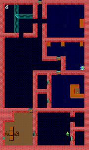 Quartz hideout map