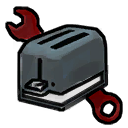 WL2 Toaster Repair Icon