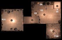 WL2 Деревня Дарвин 1 этаж карта