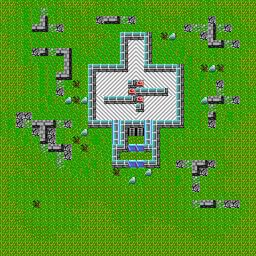 Base Cochise map