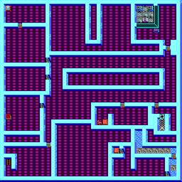 Sleeper Base Level 3 map