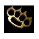 WL2 Weapon Brass Knuckles