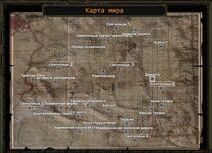 WL2 Святилище Аризона карта