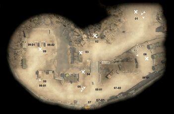 WL2 Zitadel rangers Territory